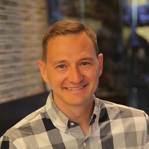 Dr. Jeffrey Sergent Headshot