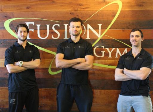 fusion gym staff members