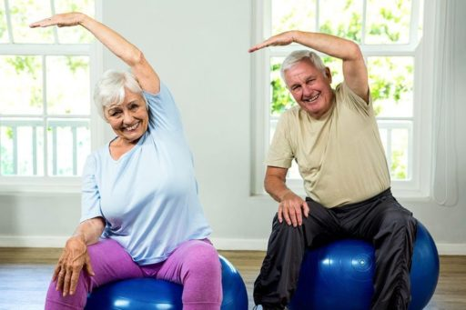 Maintaining functional strength and flexibility for seniors