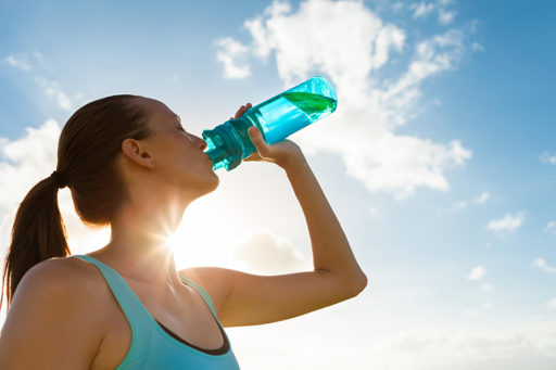 Importance of Hydration on Recovery